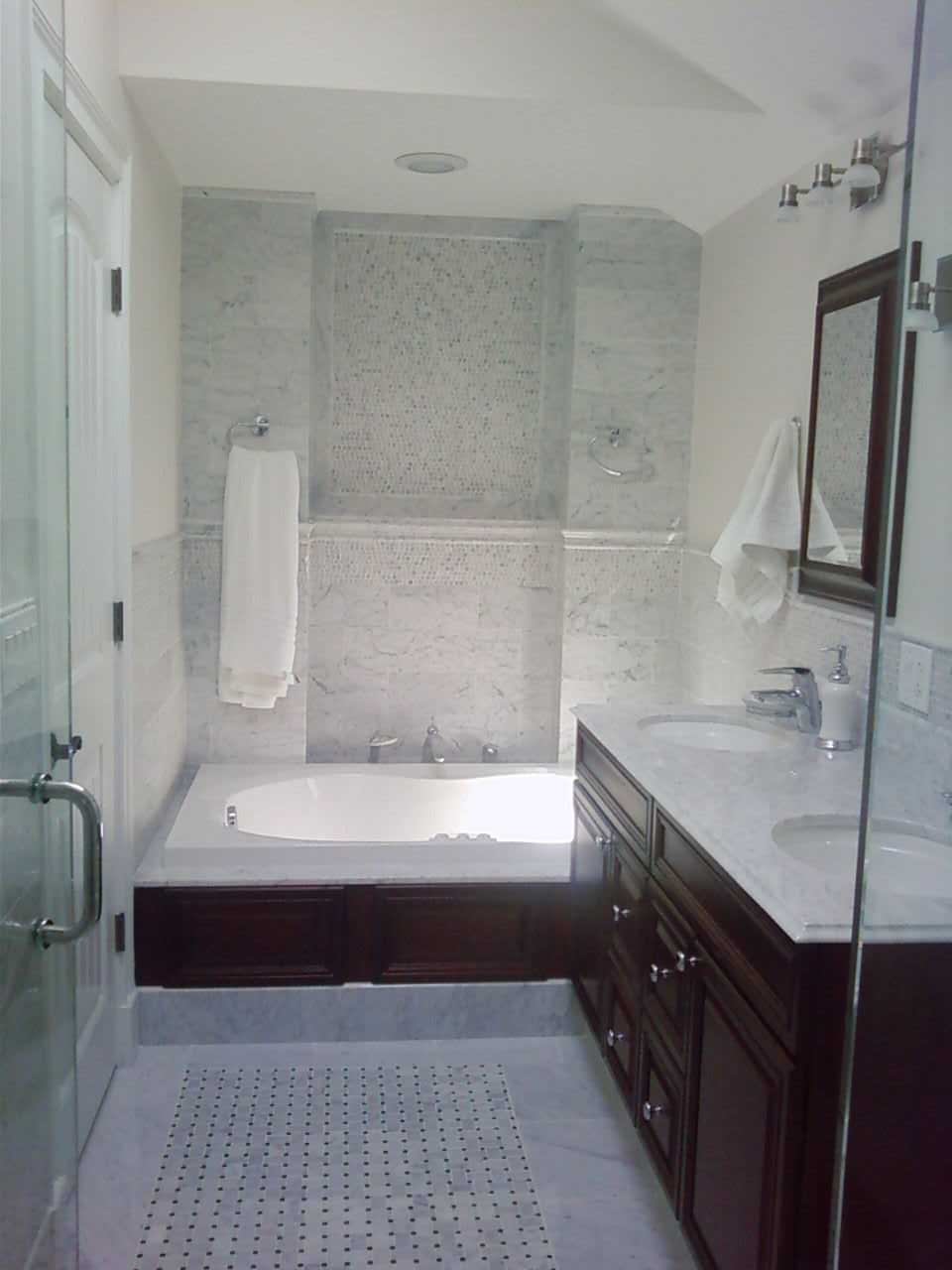 Bathroom remodeling and repair services old town handyman for Bathroom repair and remodel